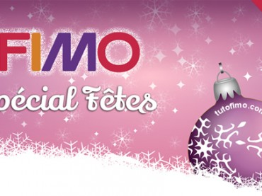 FIMO Noël : Décorations de Noël en pâte Fimo