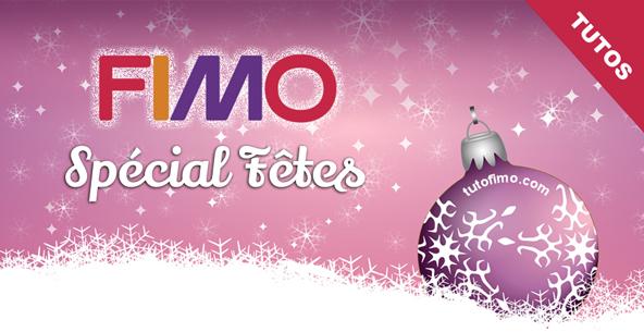 Decorations De Noel En Pate Fimo