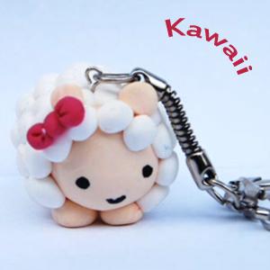 Tuto fimo kawaii mouton