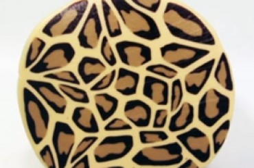 Tuto cane Fimo Leopard originale