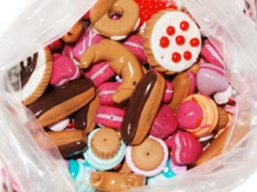 Fimo Gourmandise  : Cupcakes, Tartes et Petits gâteaux