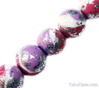 Perles Fimo originales