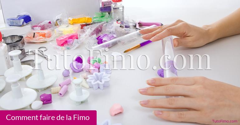 Comment faire de la Fimo