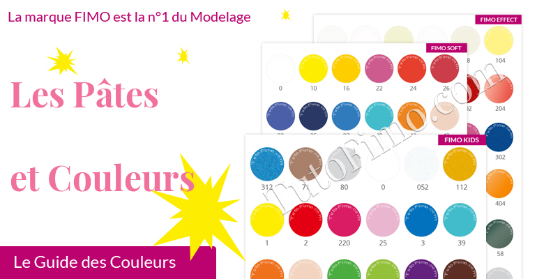 Couleur Pate Fimo