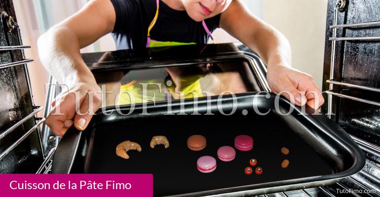 Cuisson pâte Fimo