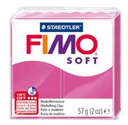 Pate Fimo soft Framboise