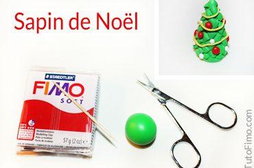 Faire un sapin en Fimo – Fimo Noël