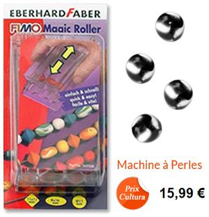 Machine a perles Fimo