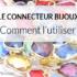Connecteur bijoux : idées activité manuelle pour utiliser un connecteur bijoux