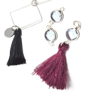 Connecteur bijoux pendentif