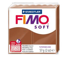 Pate Fimo Soft caramel