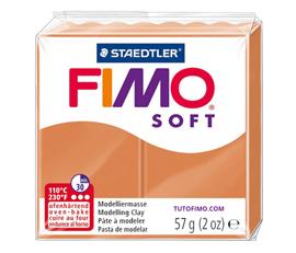 Pate Fimo Soft cognac