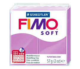 Pate Fimo Soft lavande