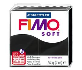 Pate Fimo soft noir
