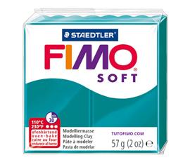 Pate Fimo Soft petrole