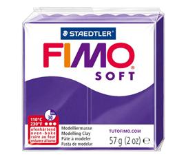 Pate Fimo Soft prune