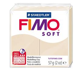Pate Fimo Soft sahara