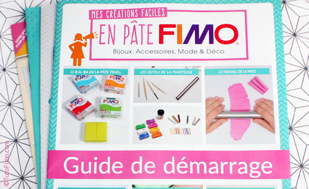 Do it yourselft : Le 1er magazine Fimo